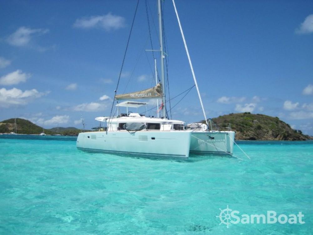 Location bateau Le Vauclin pas cher Lagoon 450