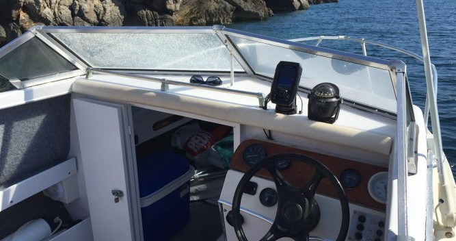 Motor boat for rent Laredo at the best price
