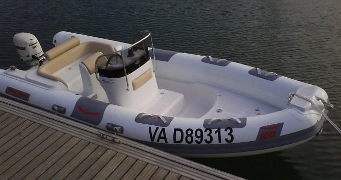 Location bateau Bréal-sous-Montfort pas cher Marsea CM 100