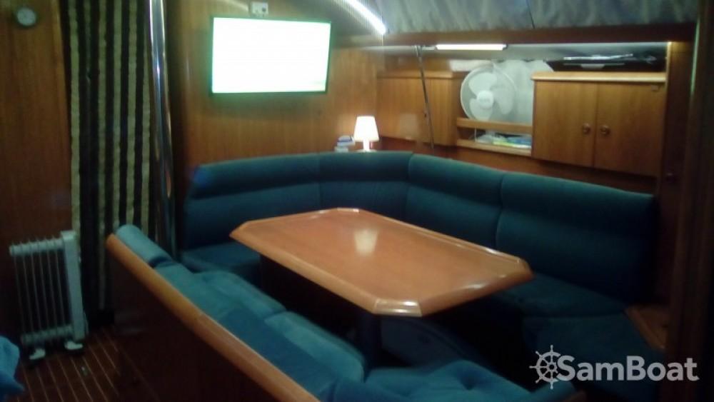 Location bateau Jeanneau Sun Odyssey 42.2 à Agde sur Samboat