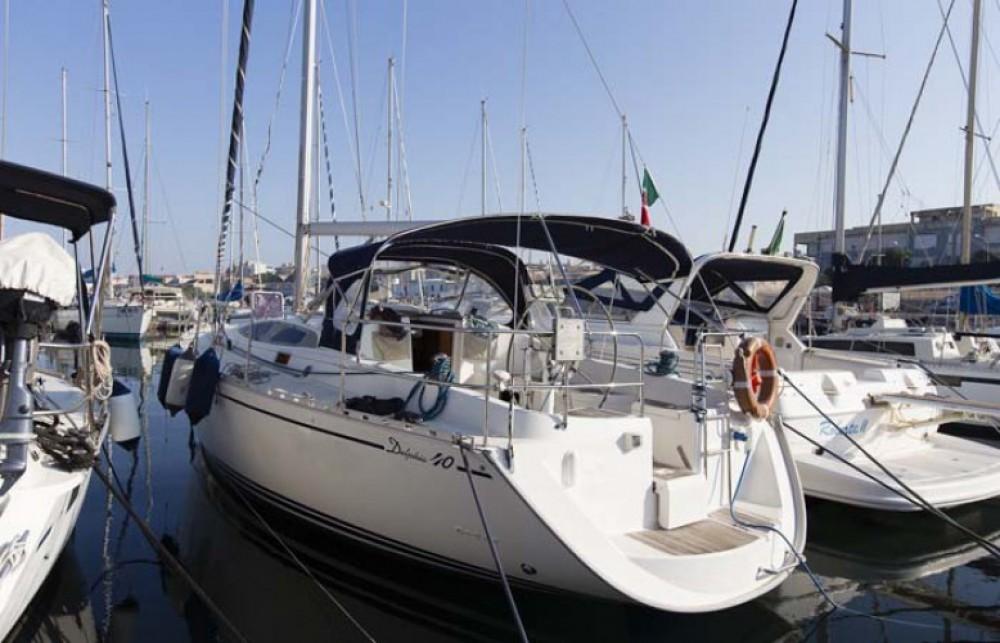 Noleggio yacht Marsala - Delphia Delphia 40 su SamBoat