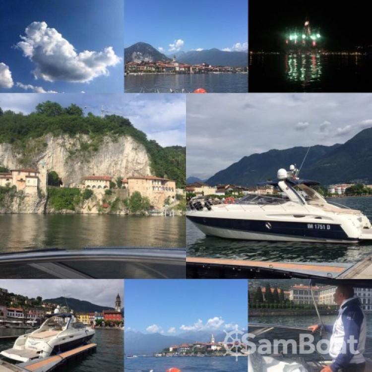 Location bateau Sesto Calende pas cher Endurance 41