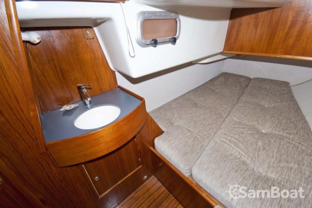 Location bateau Jeanneau Voyage 12.50 à Marsala sur Samboat