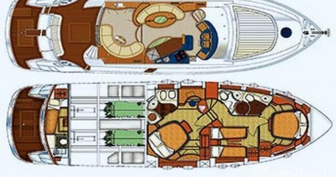 Aicon yacht entre particuliers et professionnel à Athènes