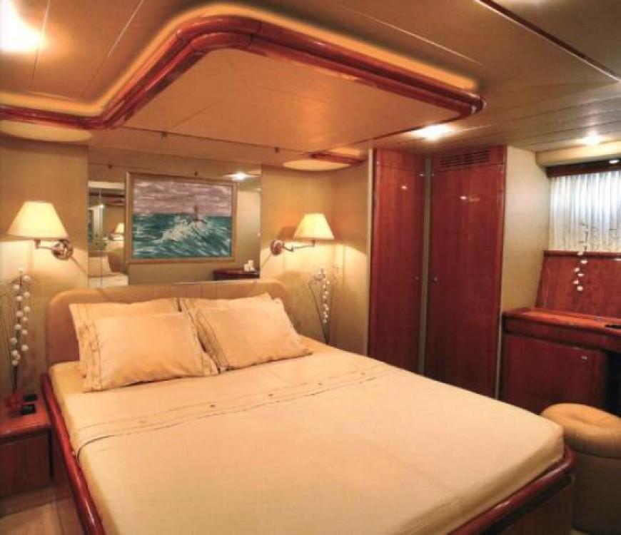 Location bateau Ferretti yacht à Myconos sur Samboat