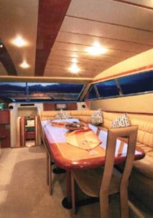 Location Yacht à Myconos - Ferretti yacht