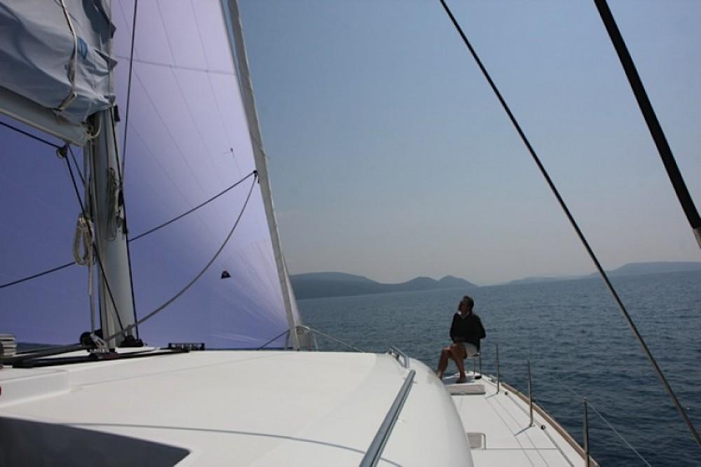 Location Catamaran à Leucade - CNB VPLP
