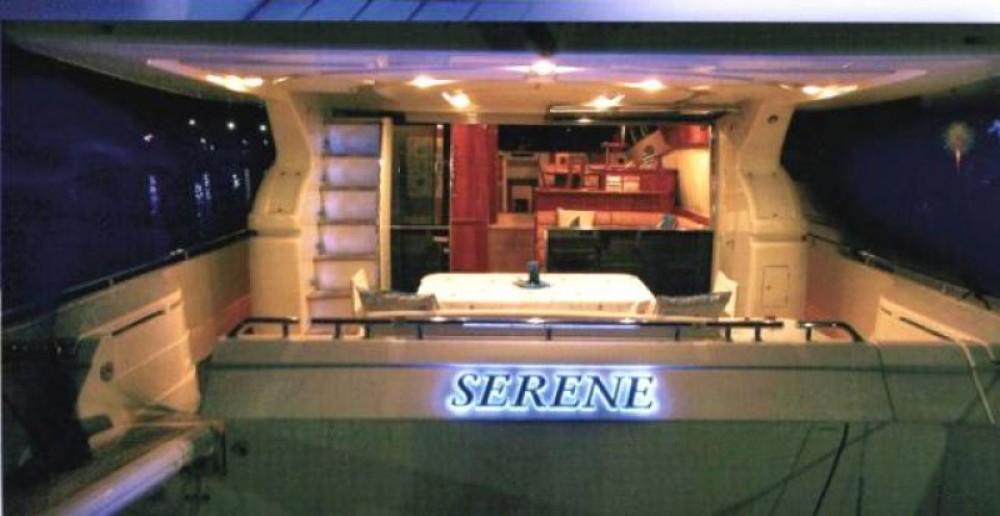 Location yacht à Myconos - Ferretti yacht sur SamBoat