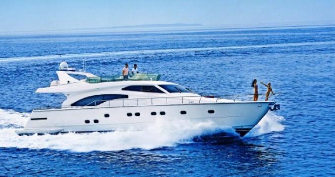 Louez un Ferretti yacht à Mykonos (Île)