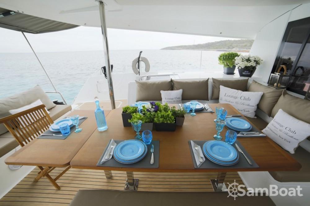Location yacht à Athènes - Fountaine Pajot Berret sur SamBoat