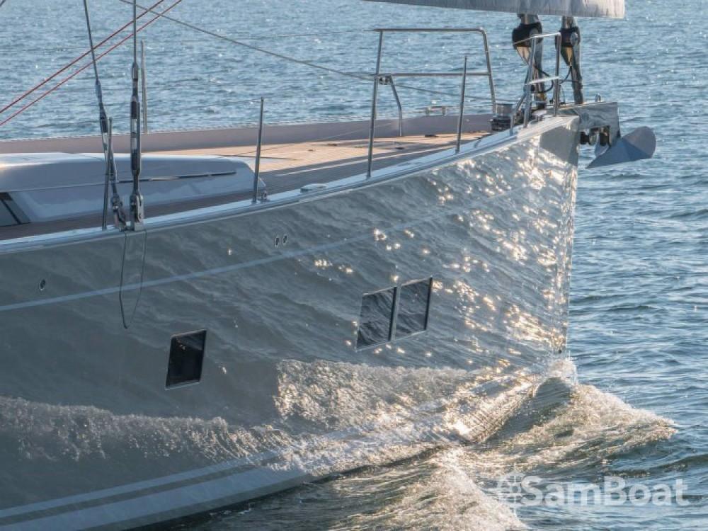 Louer Voilier avec ou sans skipper Hanse à Athènes
