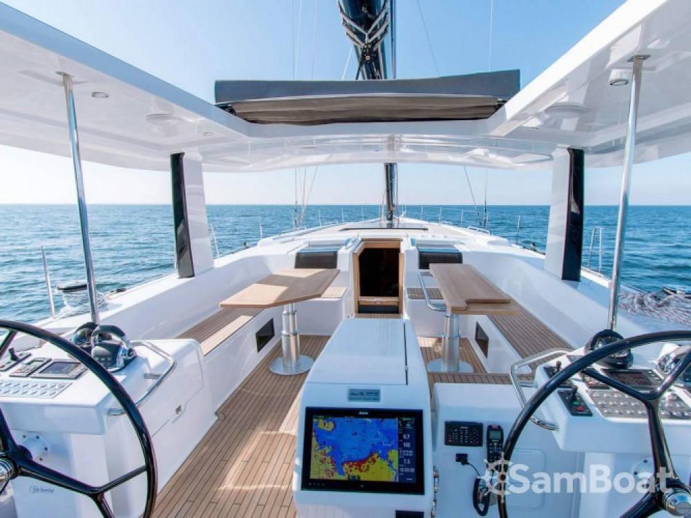 Location Voilier à Athènes - Hanse yacht