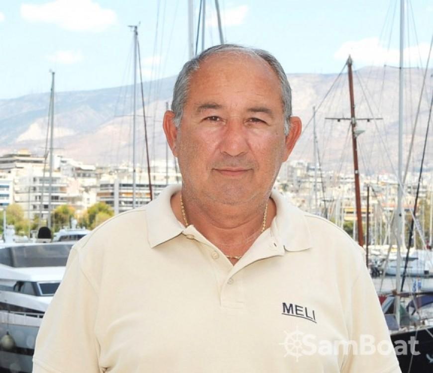 Louer Yacht avec ou sans skipper Ferretti à Athènes