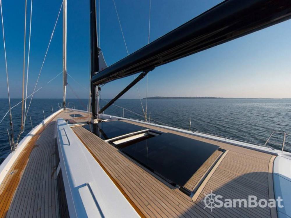Location bateau Hanse yacht à Athènes sur Samboat