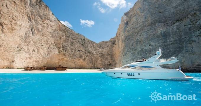 Location Yacht à Zakynthos - Azimut yacht