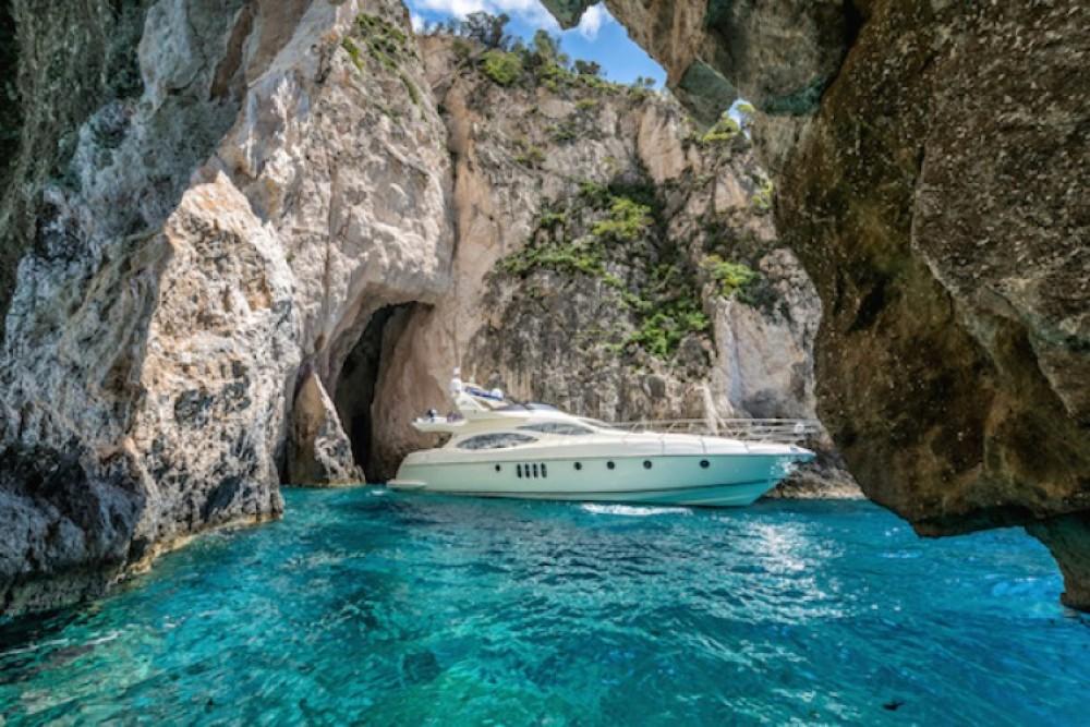 Location Yacht à Laganas - Azimut yacht