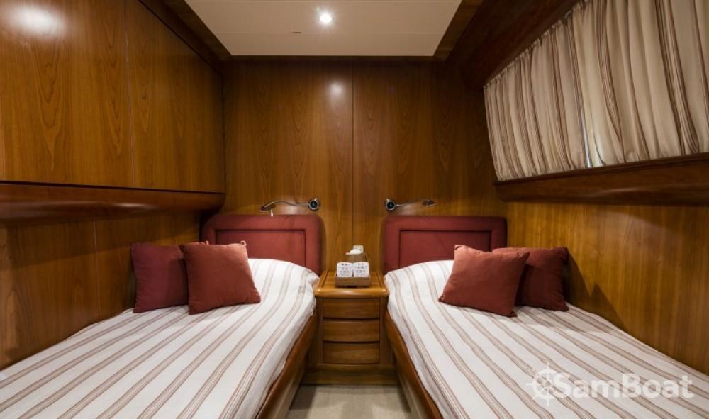 Louez un Canados yacht à Athènes