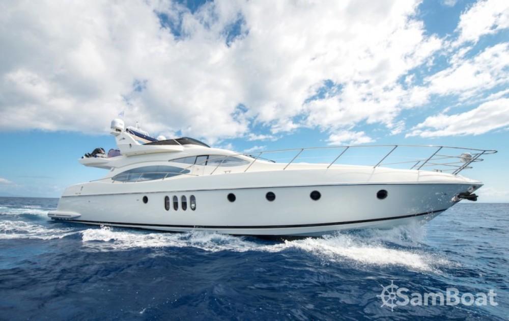 Louez un Azimut yacht à Zákynthos