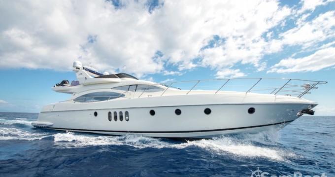 Yacht à louer à Zakynthos au meilleur prix