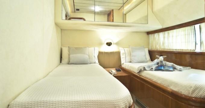 Location Yacht à Athènes - Ferretti yacht