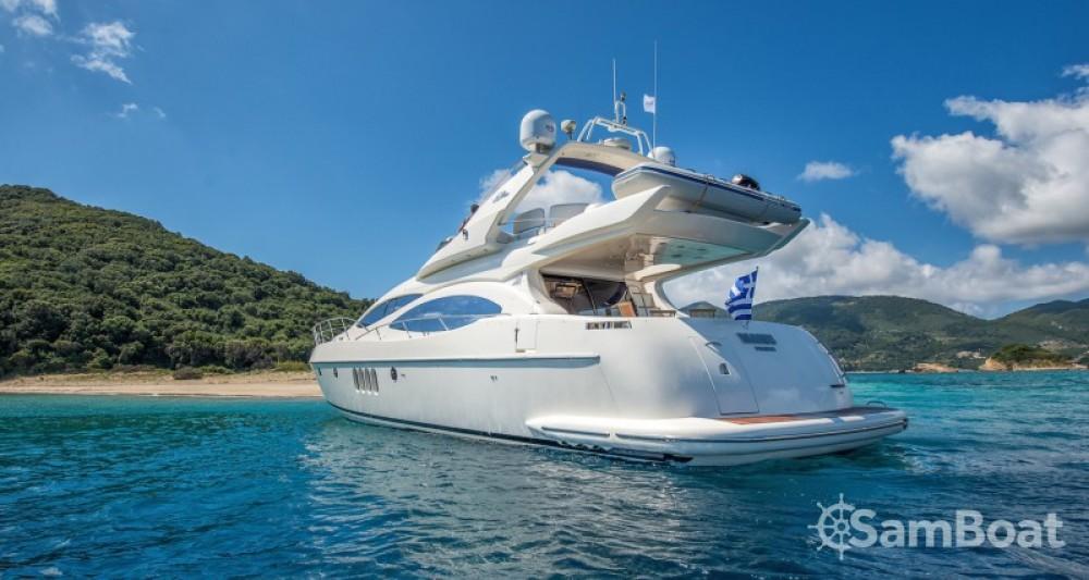 Location yacht à Laganas - Azimut yacht sur SamBoat