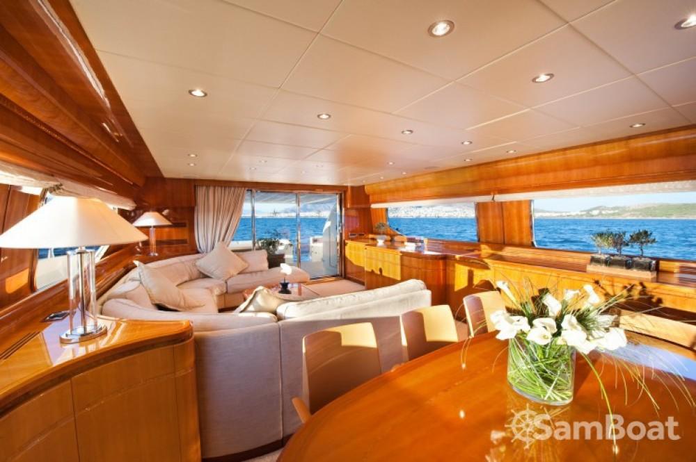 Louer Yacht avec ou sans skipper Posillipo à Athènes