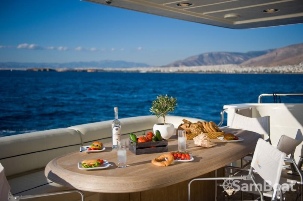 Posillipo yacht entre particuliers et professionnel à Athènes