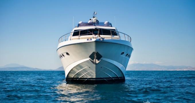 Location bateau Posillipo yacht à Athènes sur Samboat