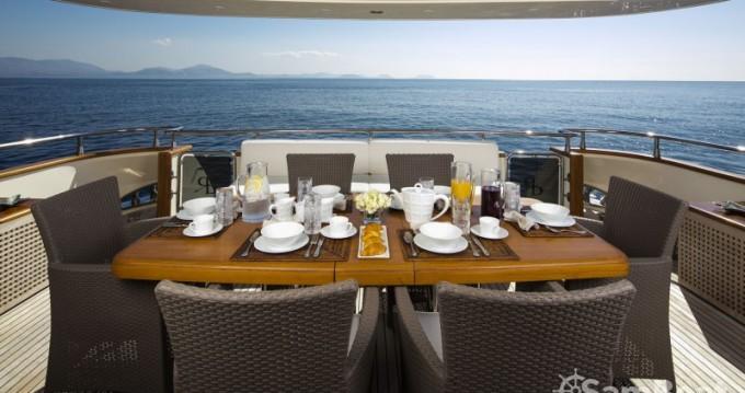 Canados yacht entre particuliers et professionnel à Athènes