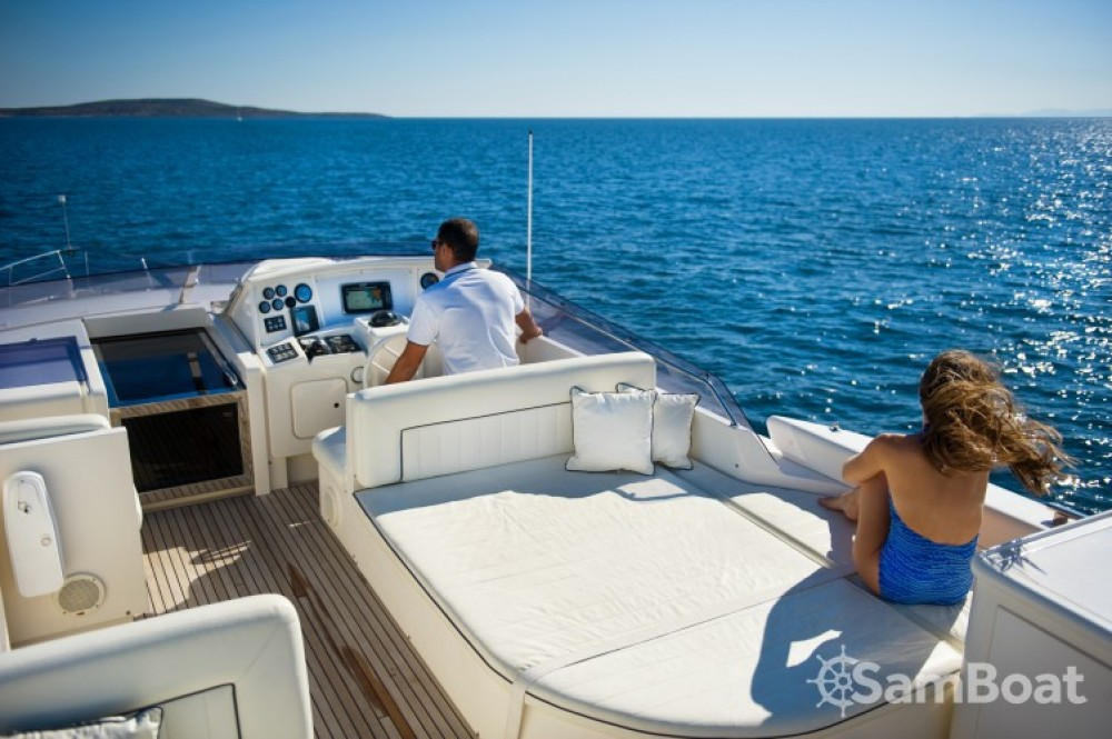 Location Yacht à Athènes - Posillipo yacht