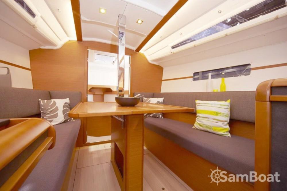 Location yacht à Monte Argentario - Jeanneau Sun Odyssey 349 sur SamBoat