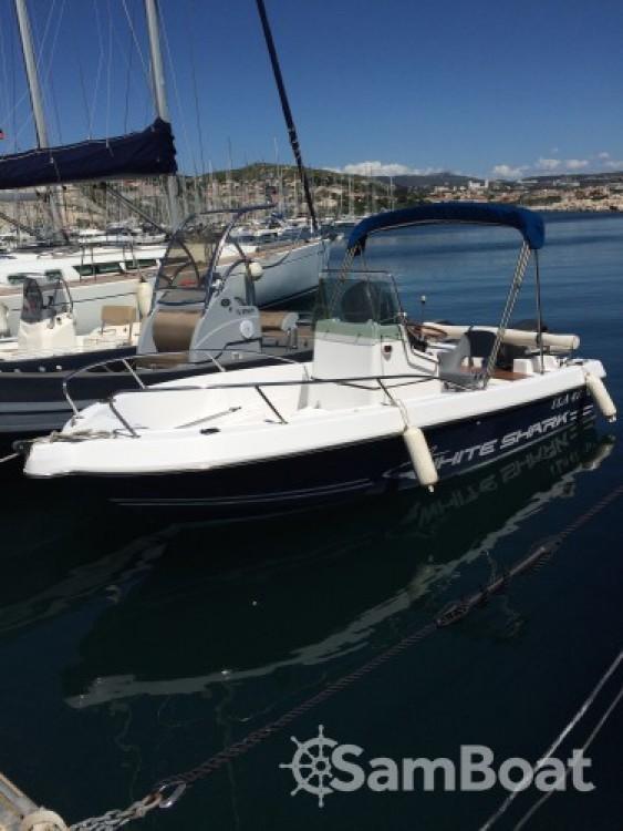 Location yacht à Marseille - White Shark White Shark 175 Club sur SamBoat