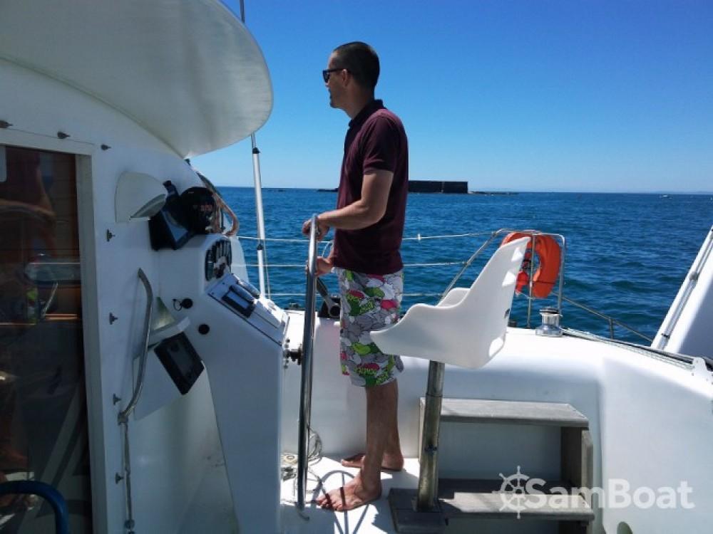 Catamarán para alquilar Agde al mejor precio