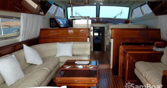 Location Yacht à Ibiza (Ville) - Ferretti Ferretti 175