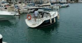 Bénéteau Oceanis 361 Clipper entre particuliers et professionnel à Ibiza (Ville)