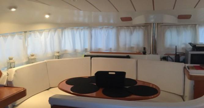 Location Catamaran à Palerme - Lagoon Lagoon 410