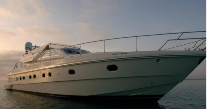 Location yacht à Ibiza (Ville) - Ferretti Ferretti 175 sur SamBoat