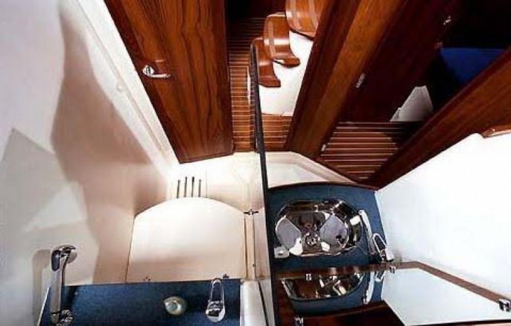 Hire Sailboat with or without skipper Jeanneau Sant Jordi de ses Salines