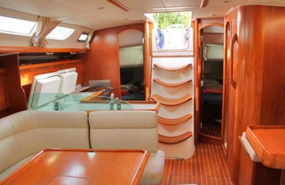 Boat rental Sant Jordi de ses Salines cheap Sun Odyssey 43