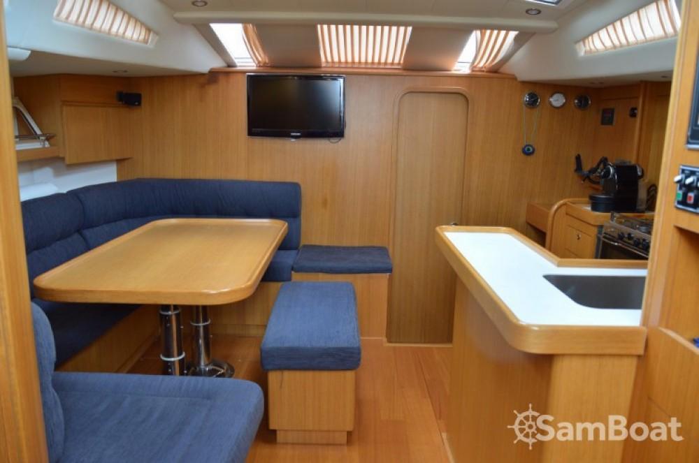 Location bateau Carloforte pas cher Comet 52 RS