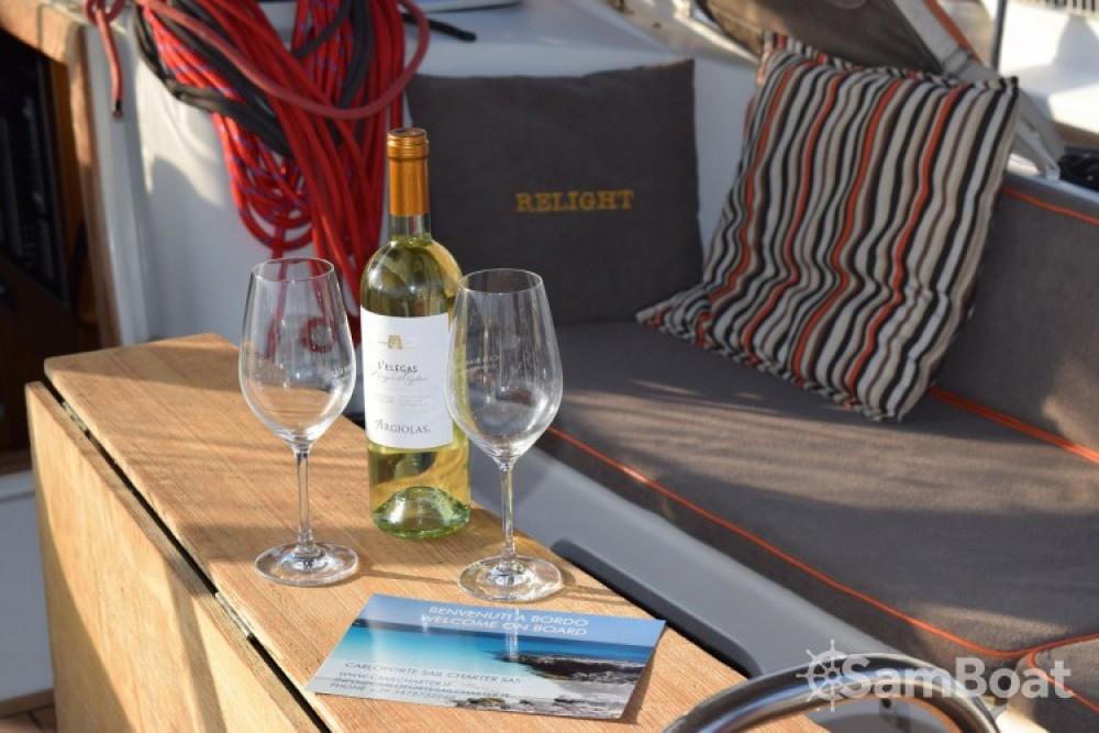 Location bateau Comar Comet 52 RS à Carloforte sur Samboat