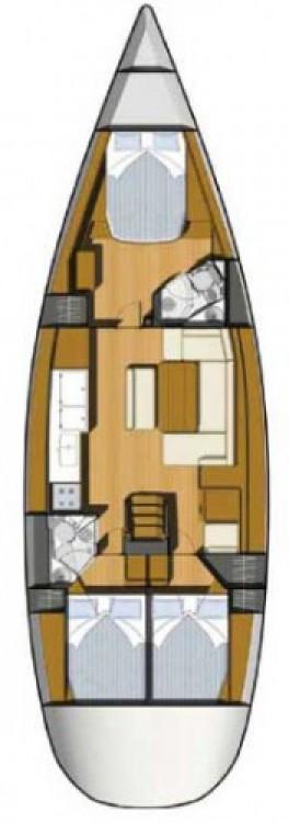 Location yacht à Alghero - Jeanneau Sun Odyssey 42i sur SamBoat