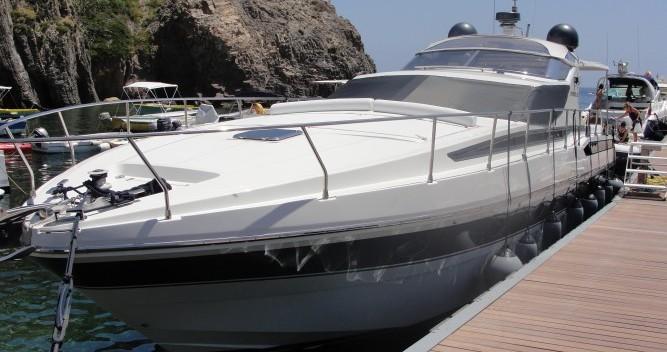 Location yacht à Terracina - Pershing Pershing 52 sur SamBoat