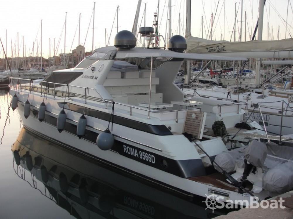 Rental yacht Terracina - Pershing Pershing 52 on SamBoat