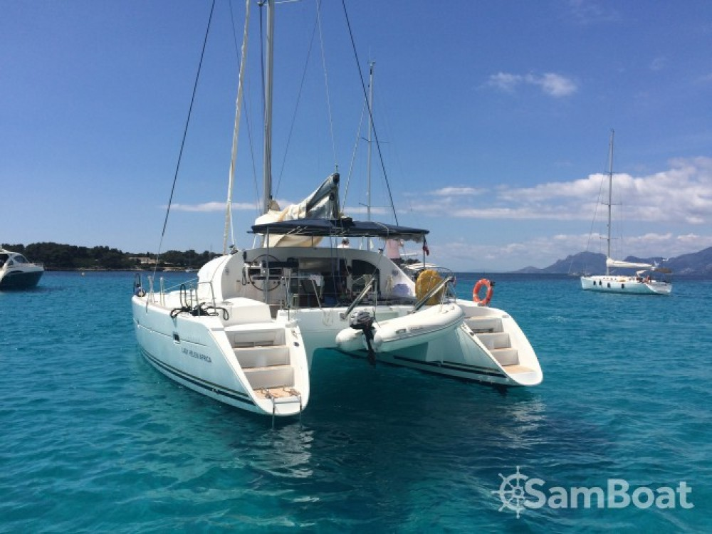 Location Catamaran à Antibes - Lagoon Lagoon 410