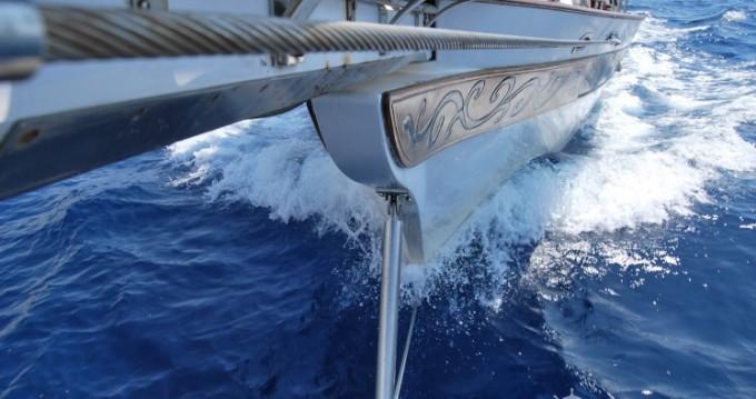 Location bateau Ta Chiao Scorpio 72 à Porto Lotti sur Samboat