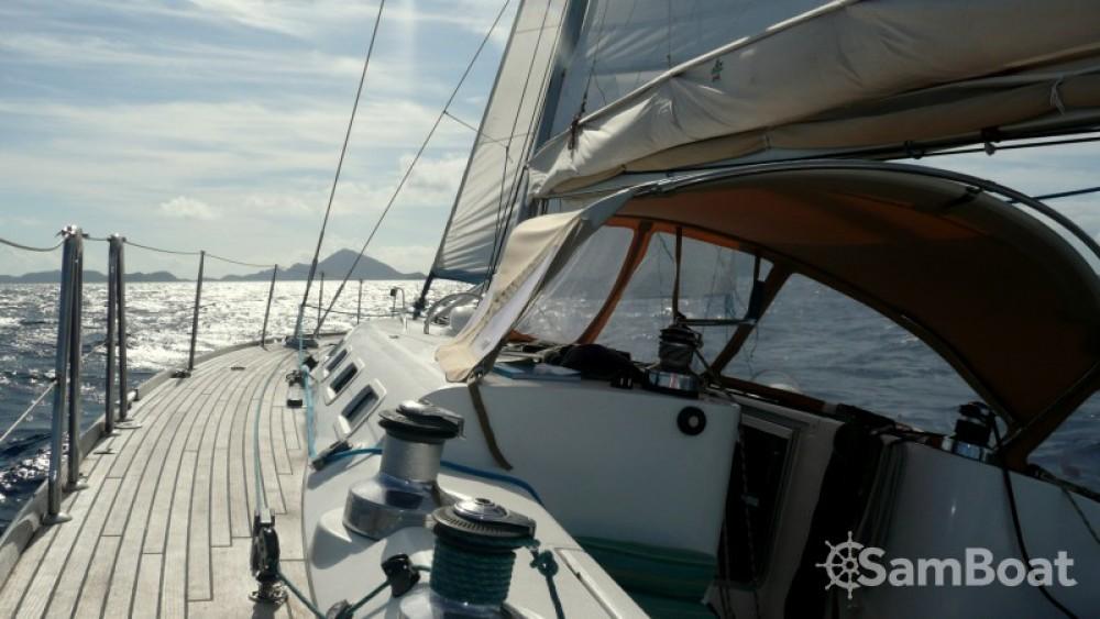 Location bateau Bénéteau First 47.7 à Saint-Jean-Cap-Ferrat sur Samboat