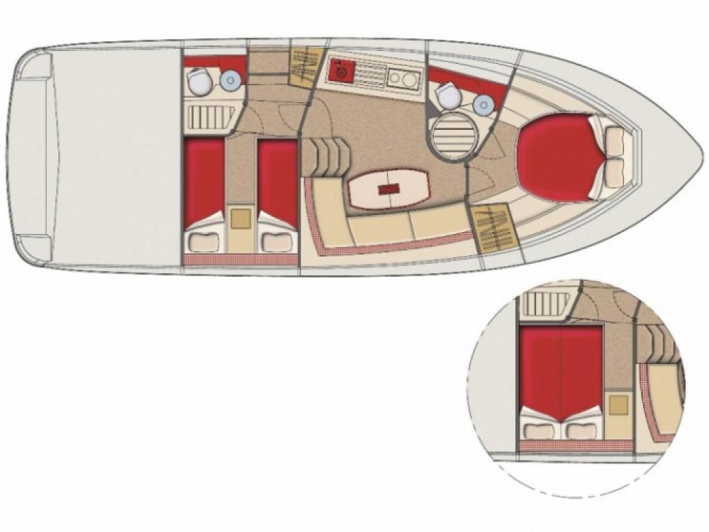 location bateau  u00e0 moteur azimut atlantis 39 atlantis 39  u00e0