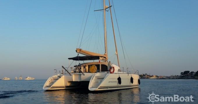 Location Catamaran à Antibes - Lagoon Lagoon 410