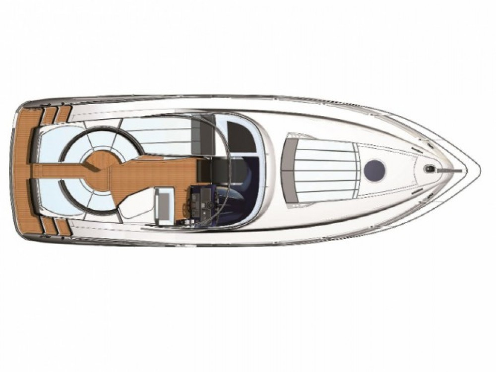 Location yacht à Roses - Azimut Atlantis 39 sur SamBoat